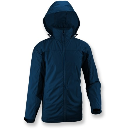 White Sierra Paradise Cove Wind Jacket