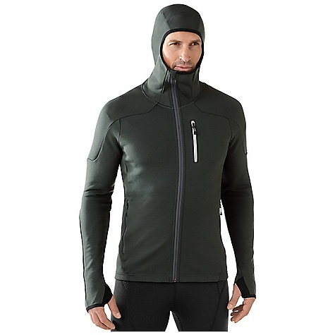 photo: Smartwool Men's PhD HyFi Full Zip Hoody wool jacket