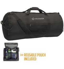 photo: Outdoor Products Utility Duffel pack duffel