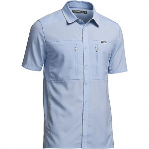 photo: Icebreaker Oreti Short Sleeve Shirt hiking shirt