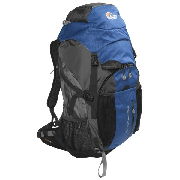 photo: Lowe Alpine Crossvent Centro 35+5 overnight pack (2,000 - 2,999 cu in)