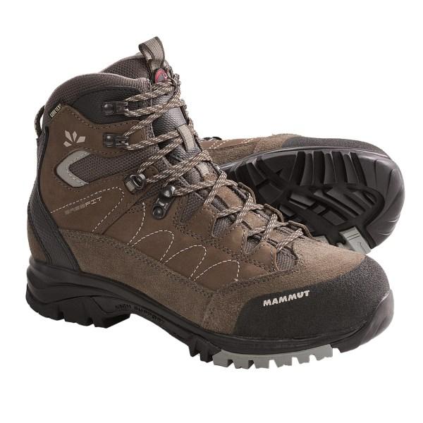 photo: Mammut Siluette GTX hiking boot