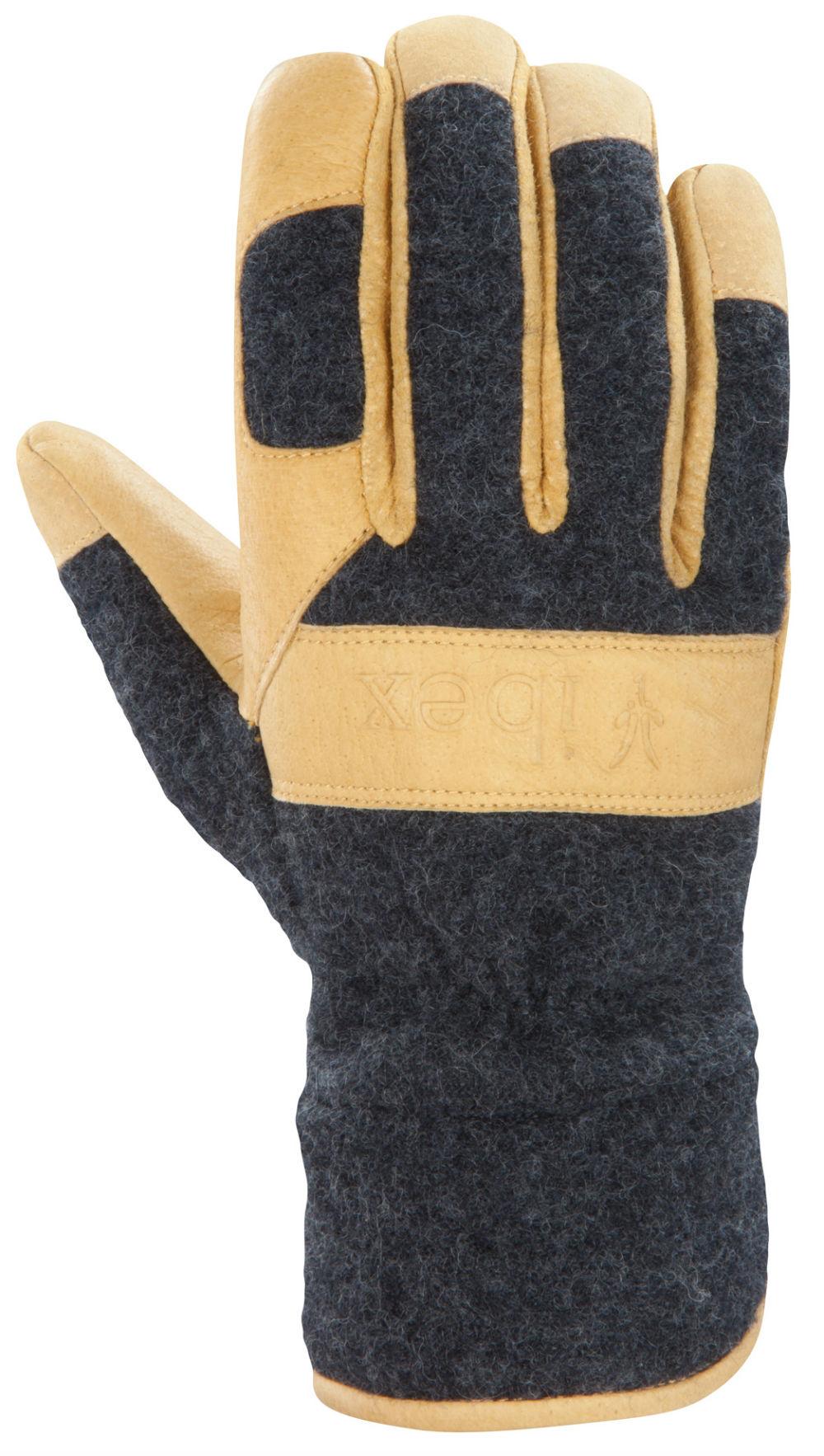 photo: Ibex Work Glove soft shell glove/mitten