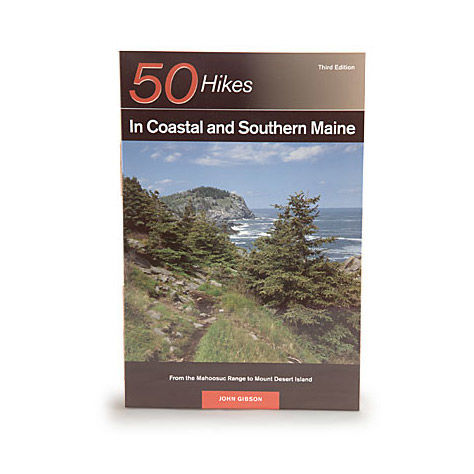 Countryman Press 50 Hikes in Coastal and Southern Maine