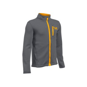photo: Under Armour Boys' Granite soft shell jacket
