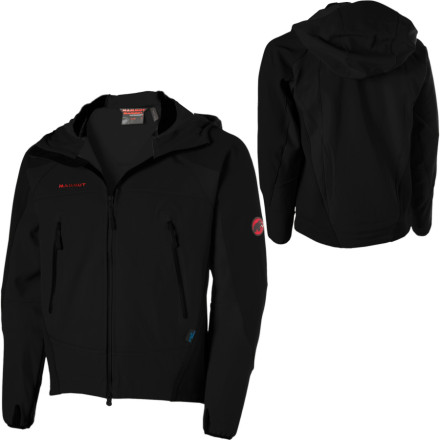 photo: Mammut Laser Jacket soft shell jacket