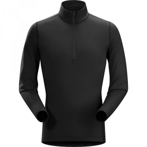 photo: Arc'teryx Phase AR Zip Neck LS base layer top