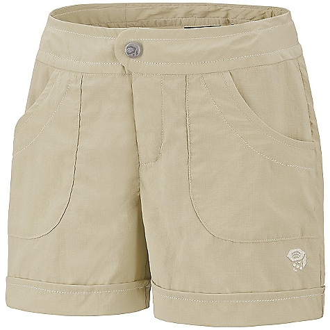 photo: Mountain Hardwear Desria Short hiking short