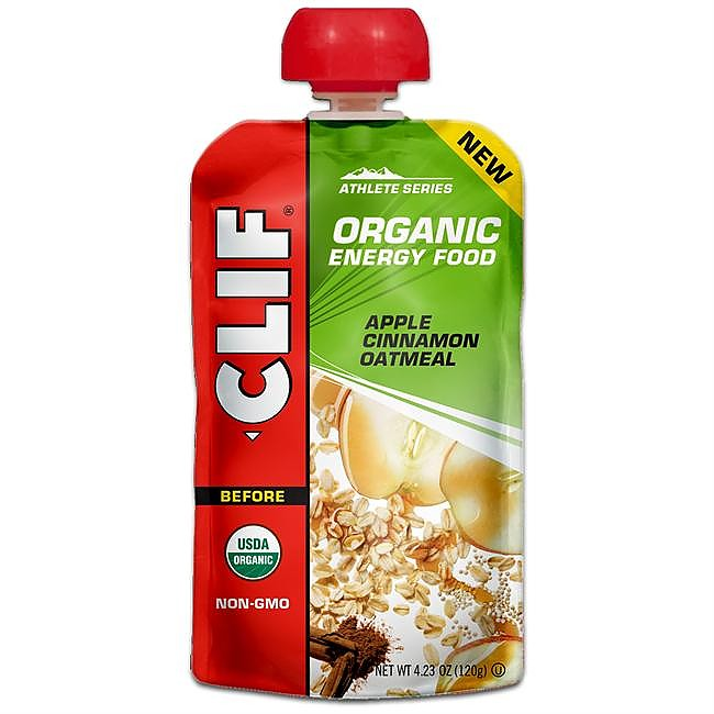photo: Clif Organic Energy Food gel/chew