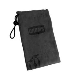 Chums Microfiber Glasses Bag