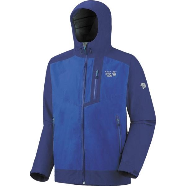 photo: Mountain Hardwear Trice Jacket waterproof jacket