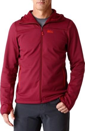 photo: REI Men's Activator Fleece Jacket fleece jacket