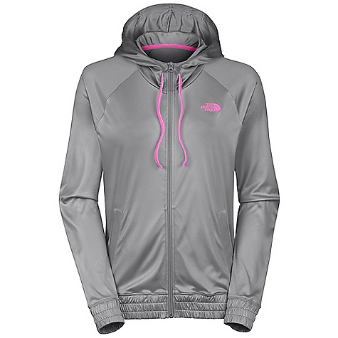 photo: The North Face Ay Girl Full Zip Hoodie fleece jacket