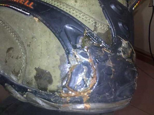 merrell boots continuum vibram zone