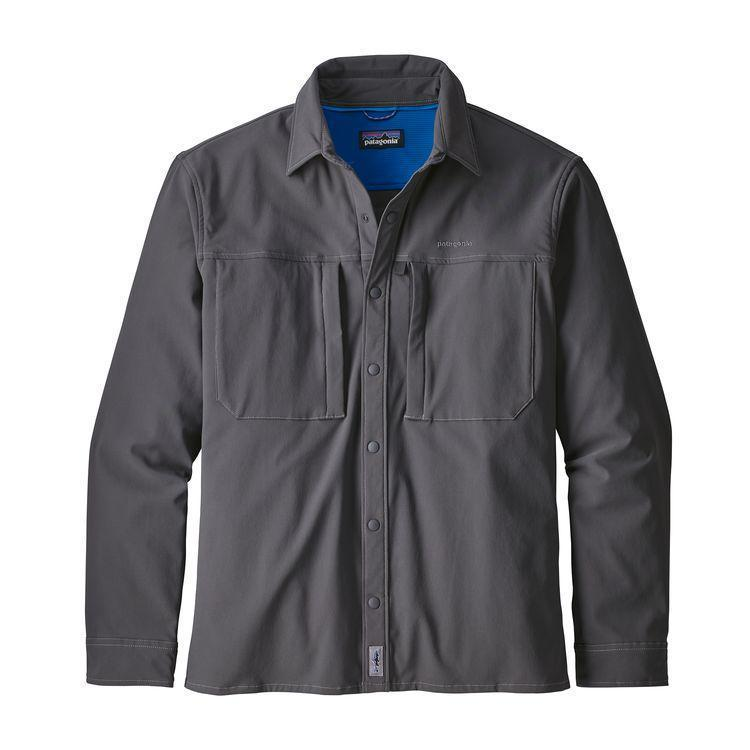 Patagonia Long-Sleeved Snap-Dry Shirt