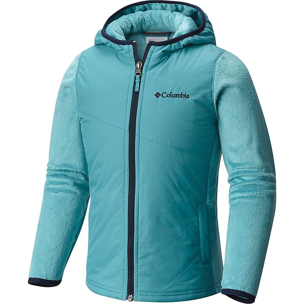 photo: Columbia Pearl Plush II Hybrid Hoodie Jacket fleece jacket