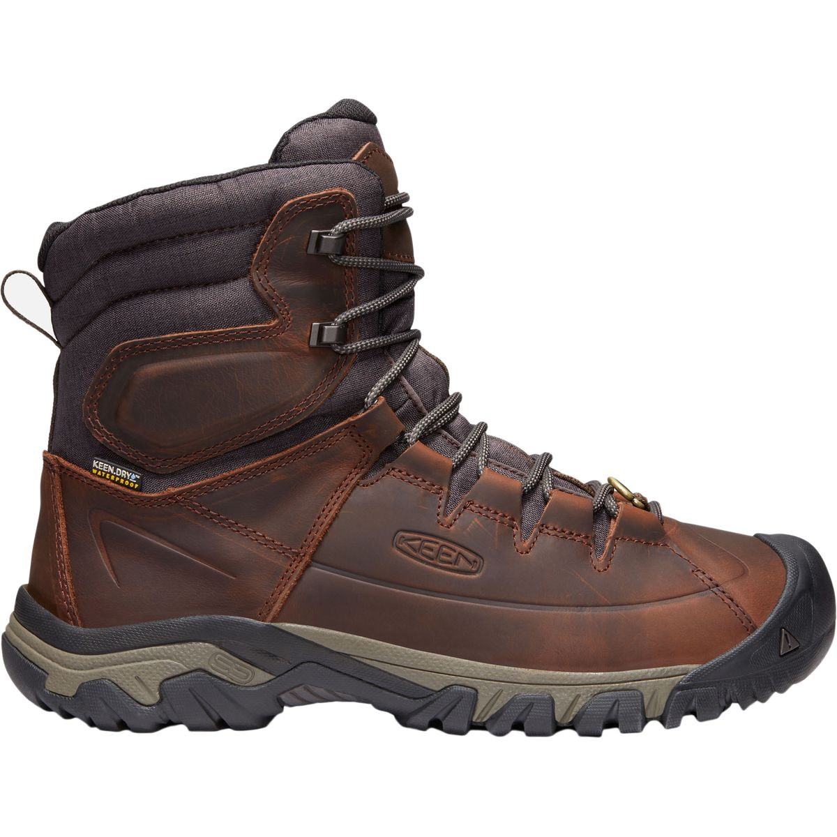 photo: Keen Targhee High Lace Waterproof Boot hiking boot