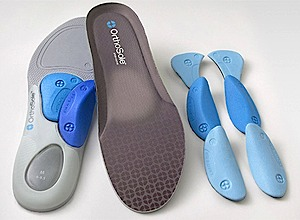 photo: OrthoSole Men's Max Cushion insole
