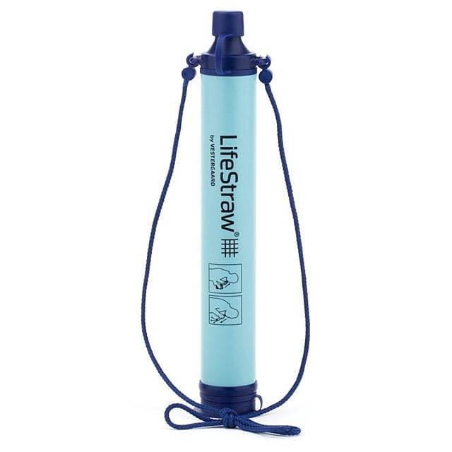 photo: LifeStraw Original bottle/inline water filter