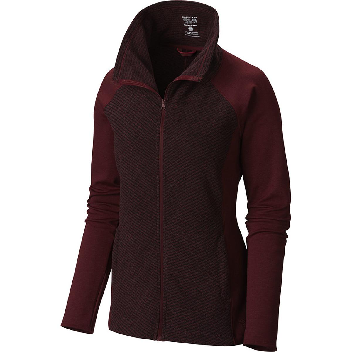 Mountain Hardwear Toasty Stripe Full Zip Sweater