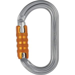photo: Petzl OK Triact-Lock locking carabiner
