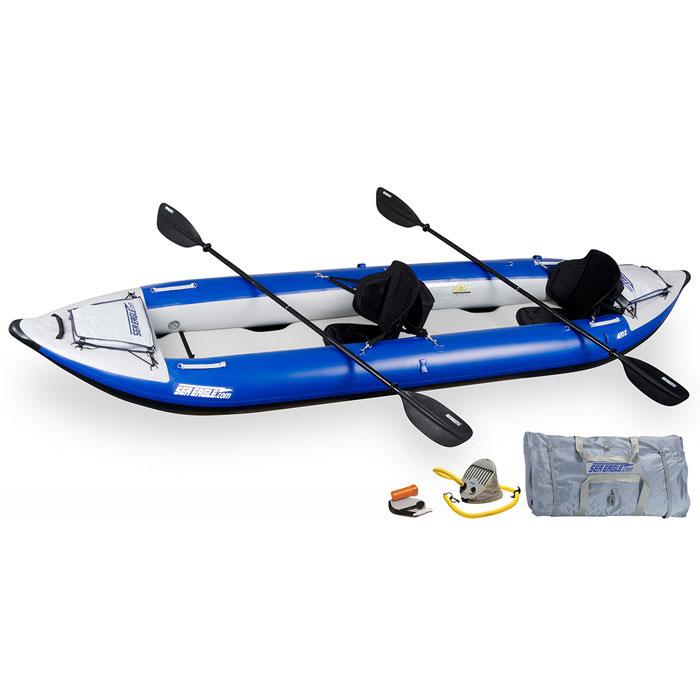 photo: Sea Eagle Explorer 420X inflatable kayak