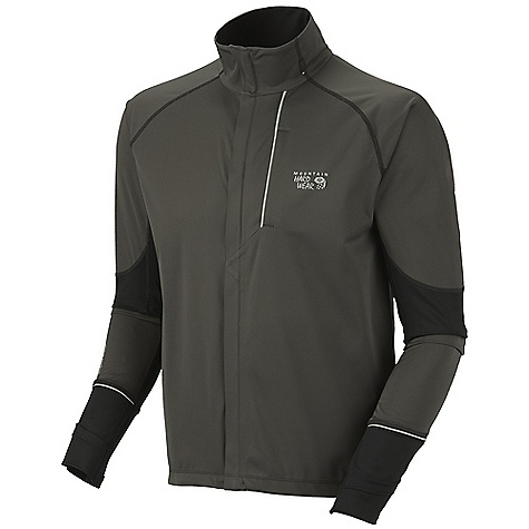 photo: Mountain Hardwear Men's Effusion Power Jacket soft shell jacket