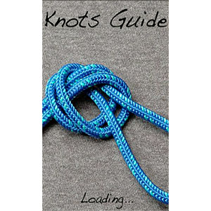 photo:   Knots Guide App outdoor app