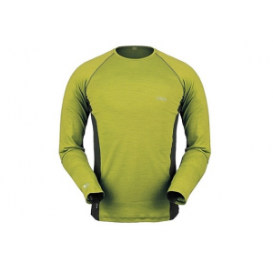 photo: Rab MeCo 120 Long Sleeve Tee base layer top