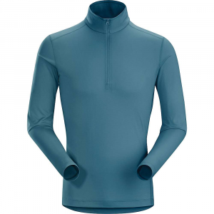 photo: Arc'teryx Phase SL Zip Neck base layer top