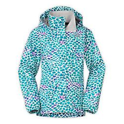 photo: The North Face Girls' Novelty Resolve Jacket waterproof jacket