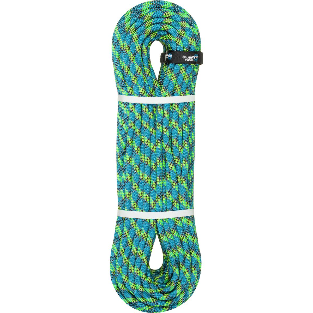photo: BlueWater Ropes 10.5mm Accelerator dynamic rope