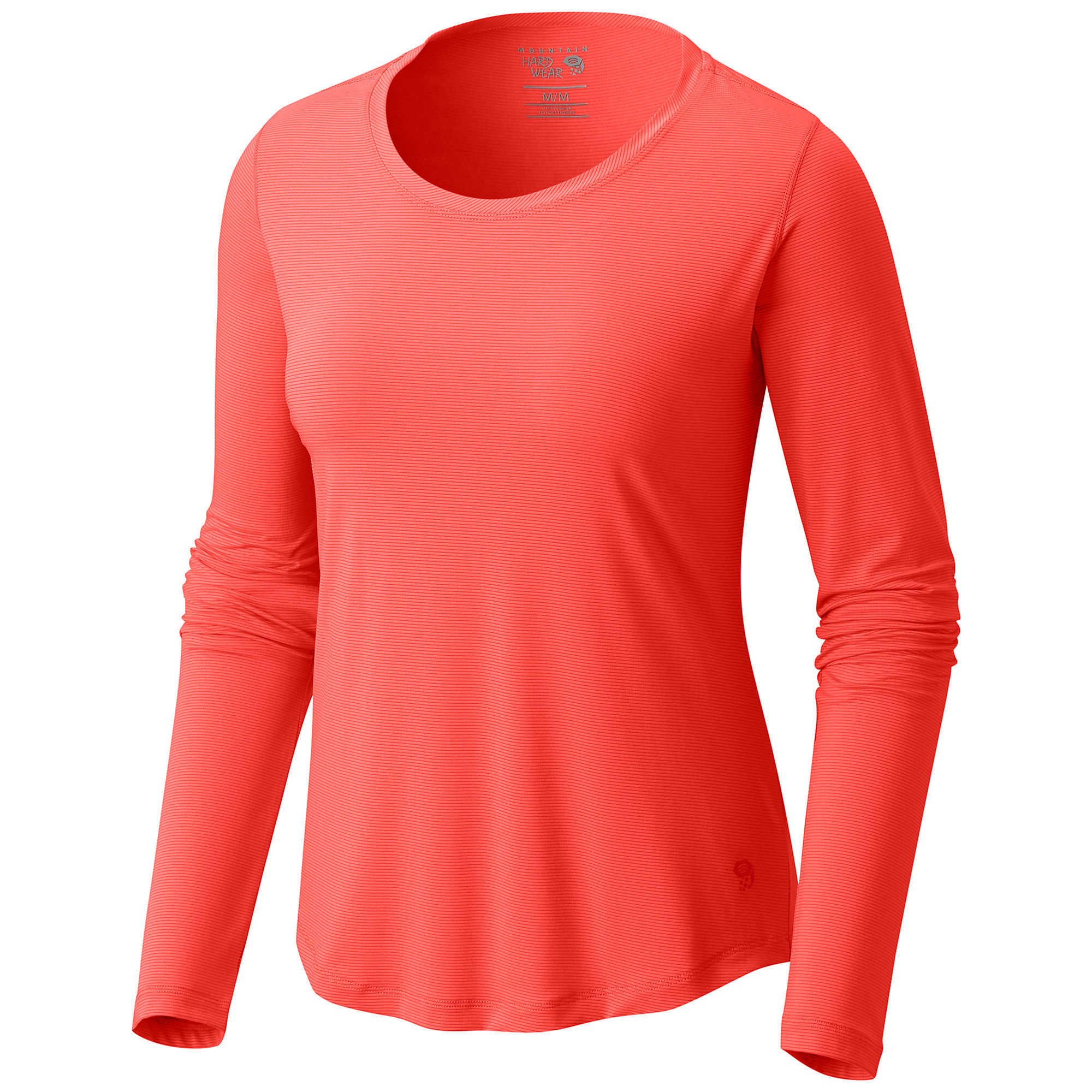 photo: Mountain Hardwear Women's Wicked Lite Long Sleeve T long sleeve performance top