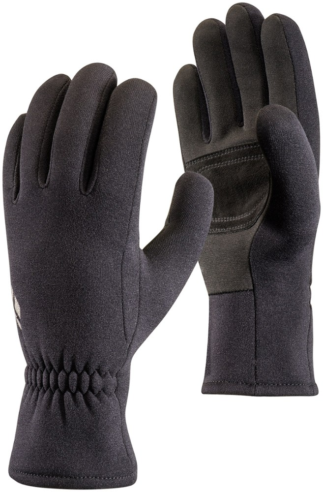 Black Diamond MidWeight ScreenTap Fleece Gloves