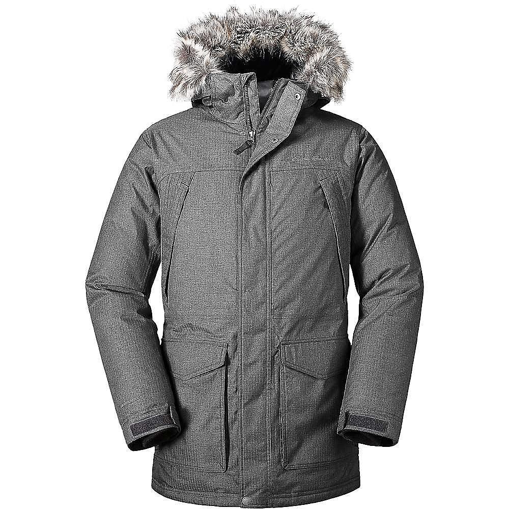 photo: Eddie Bauer Superior Down Parka down insulated jacket