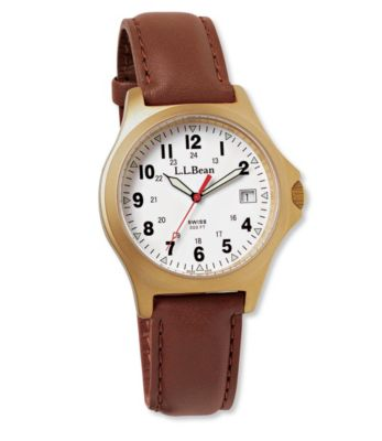 photo: L.L.Bean Classic Field Watch analog watch
