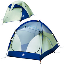 photo: The North Face Boulder 33 three-season tent