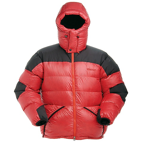 photo: Marmot Plasma Parka down insulated jacket
