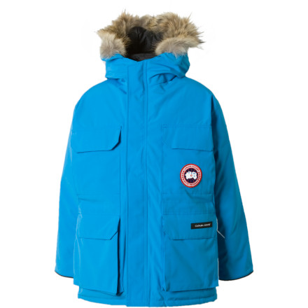 photo: Canada Goose Girls' Expedition Parka down insulated jacket