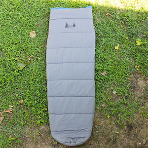 photo of a Father Nature Outdoors top quilt