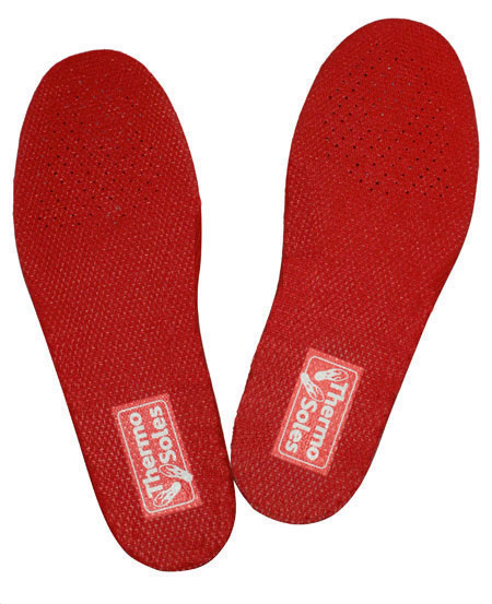 photo: Thermo Soles Rechargeable Heated Insoles insole