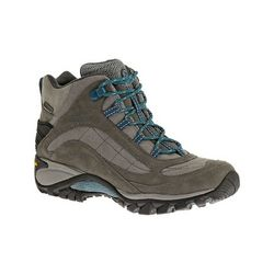 photo: Merrell Siren Waterproof Mid Leather hiking boot