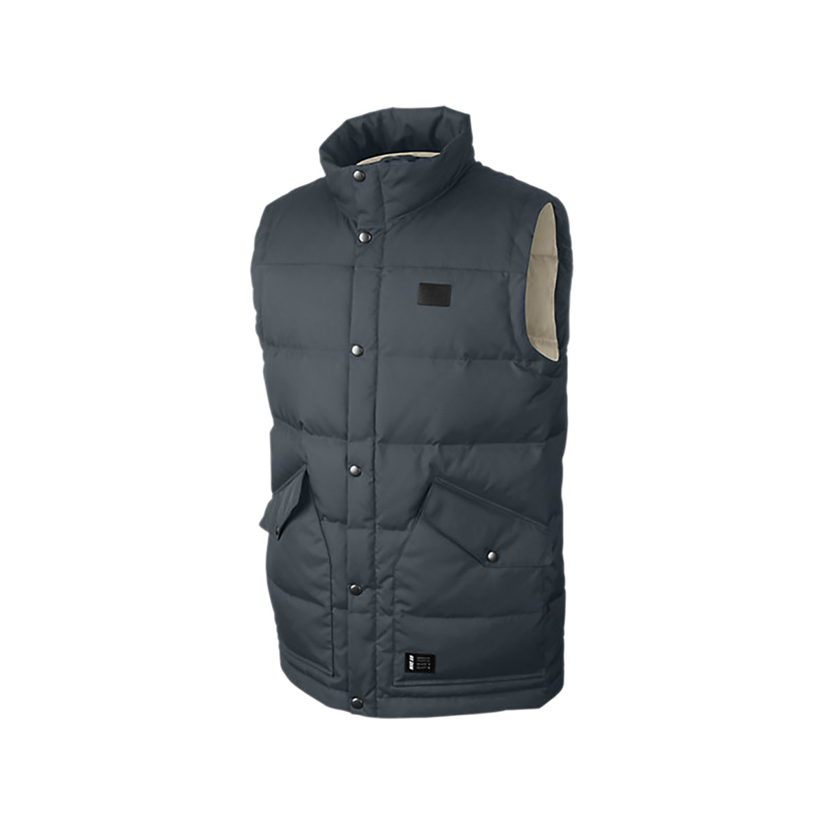 photo: Nike 550 Fill Vest down insulated vest