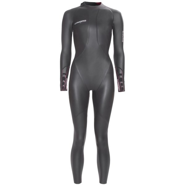 photo: Camaro Women's E-Pulsor Triathlon wet suit