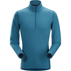 photo: Arc'teryx Phase AR Zip-Neck LS base layer top