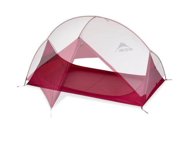 photo: MSR Mutha Hubba NX Fast & Light Body three-season tent