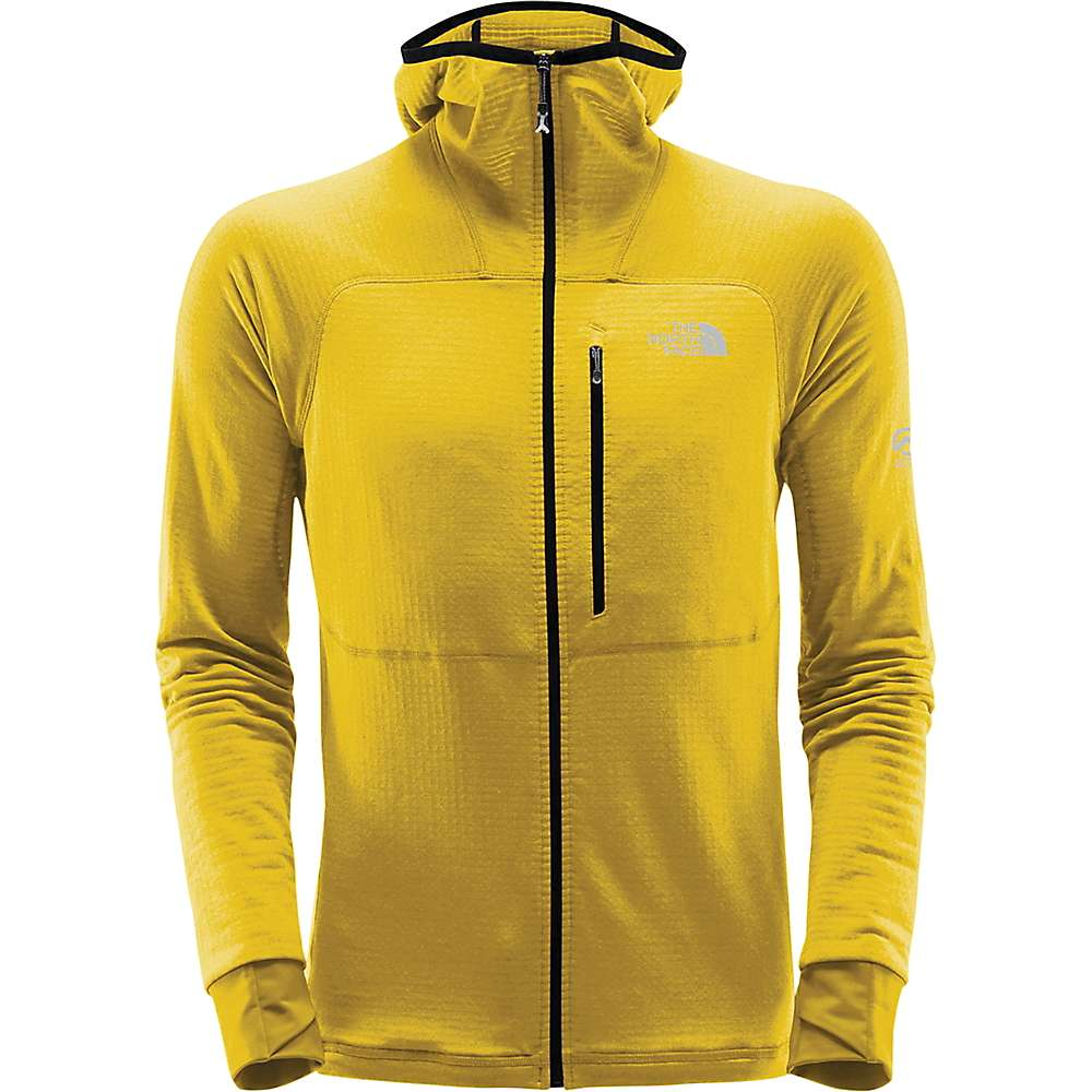 photo: The North Face Summit L2 Proprius Grid Fleece Hoodie fleece jacket