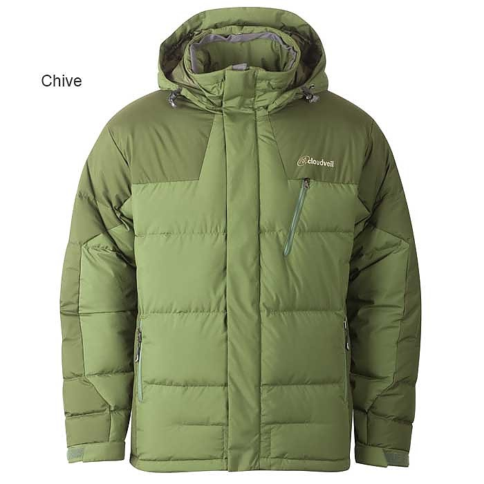 photo: Cloudveil Down Patrol Jacket down insulated jacket