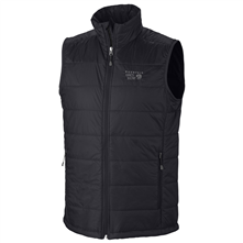 photo: Mountain Hardwear Thermostatic Vest synthetic insulated vest