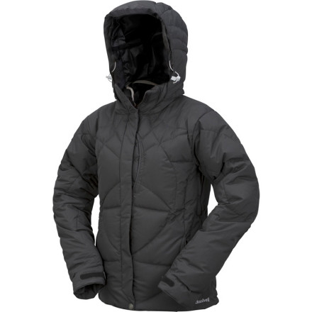 photo: Cloudveil Women's Down Patrol Jacket down insulated jacket